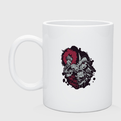 Кружка FOR THE HORDE