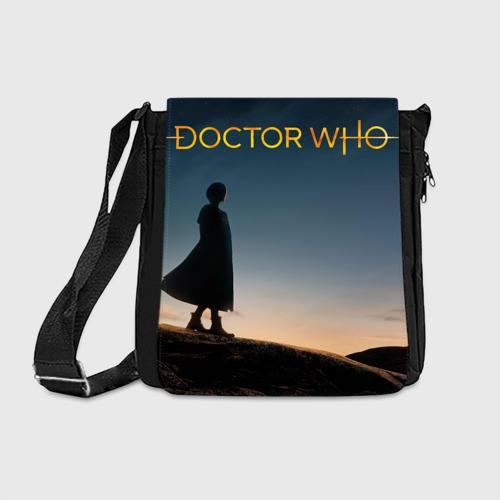Сумка через плечо Doctor who Фото 01