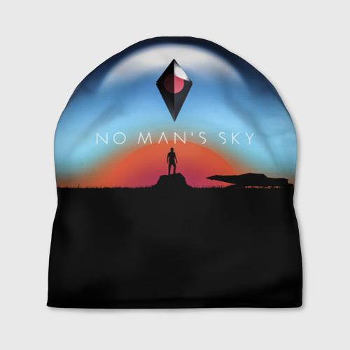 Шапка 3D No Man's Sky. Next Фото 01
