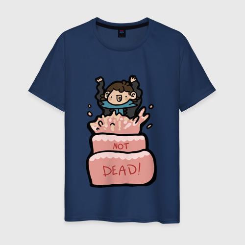 Мужская футболка хлопок Шерлок  Фото 01