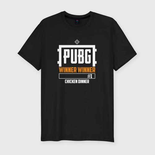 Мужская футболка премиум  Фото 01, PUBG (2)