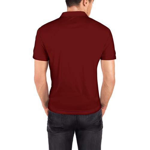 Мужская рубашка поло 3D  Фото 04, True Detective