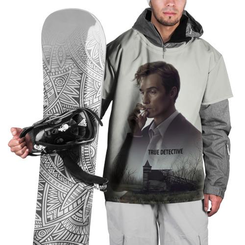 Накидка на куртку 3D  Фото 01, True Detective