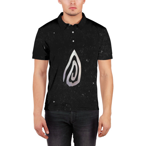 Мужская рубашка поло 3D  Фото 03, True Detective