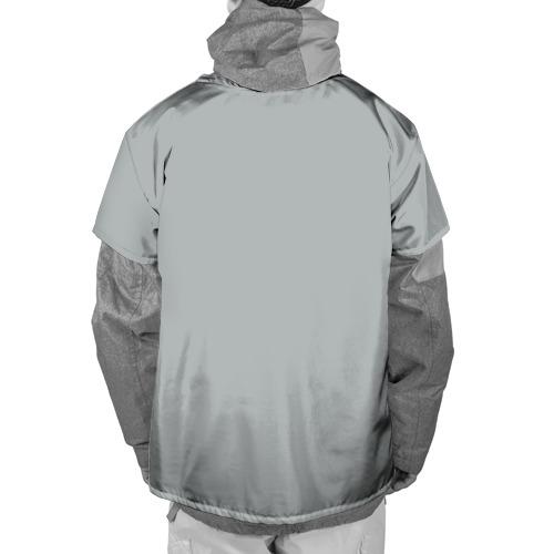 Накидка на куртку 3D  Фото 02, True Detective