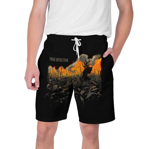 Мужские шорты 3D True Detective