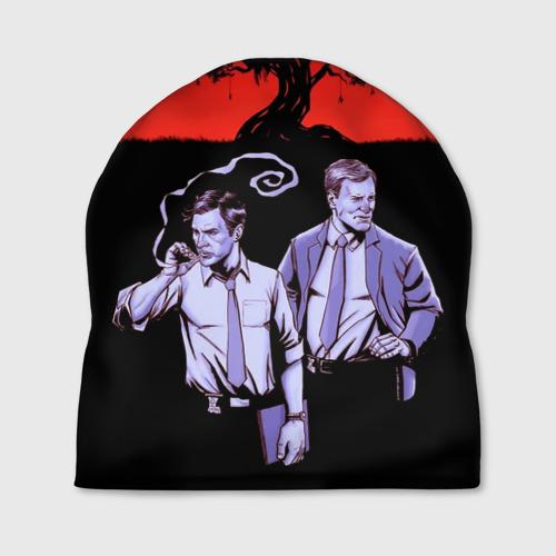 Шапка 3D  Фото 01, True Detective