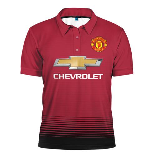 Манчестер Юнайтед 18-19