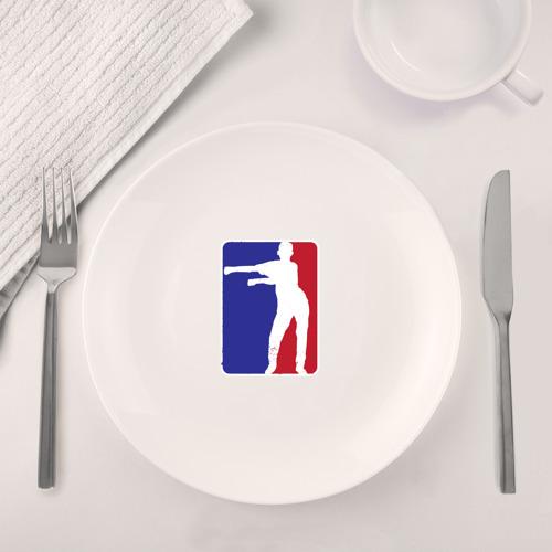 Набор: тарелка + кружка Floss Фото 01