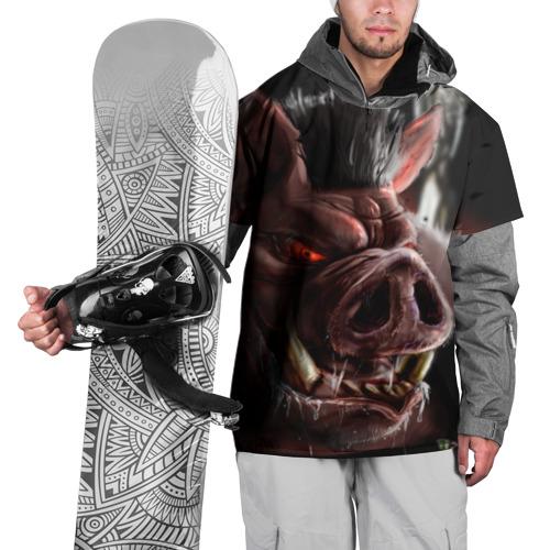 Накидка на куртку 3D  Фото 01, DUKE NUKEM