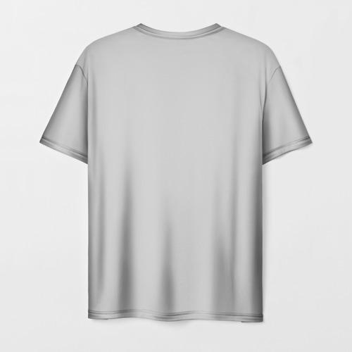 Мужская футболка 3D  Фото 02, Хищник  Фильм Лого