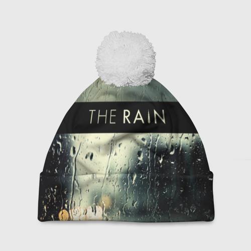 Шапка 3D c помпоном  The Rain Фото 01