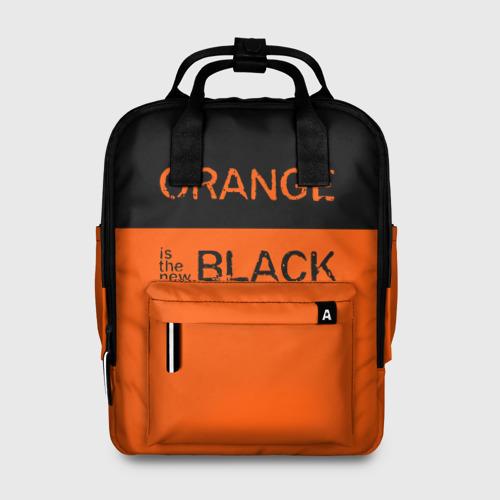 Женский рюкзак 3D Orange Is the New Black Фото 01