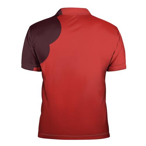 Мужская рубашка поло 3D  Фото 02, Атака титанов