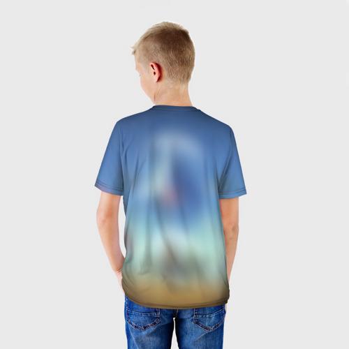 Детская футболка 3D  Фото 02, No man's sky