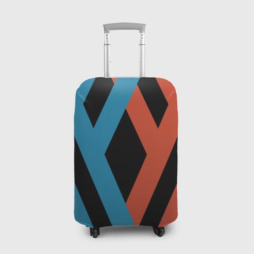 Чехол для чемодана 3D DARLING IN THE FRANXX Фото 01