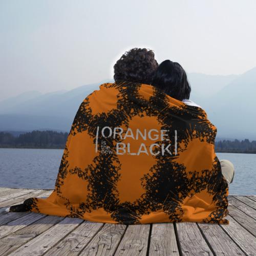 Плед 3D ORANGE IS THE NEW BLACK Фото 01