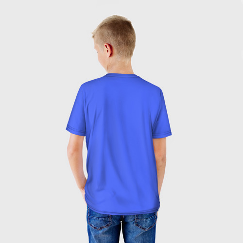 Детская футболка 3D  Фото 02, Megaman 3