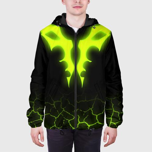 Мужская куртка 3D ILLIDAN Фото 01