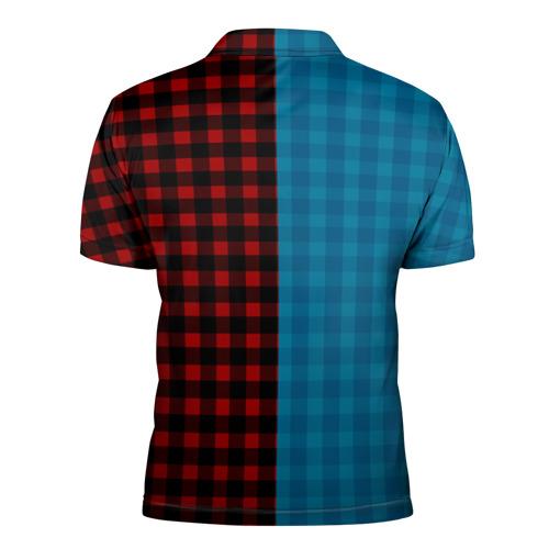 Мужская рубашка поло 3D TWENTY ONE PILOTS \ TOP Фото 01