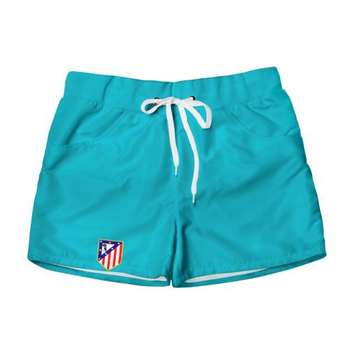 Атлетико Мадрид выездная