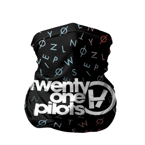 Бандана-труба 3D TWENTY ONE PILOTS  TOP