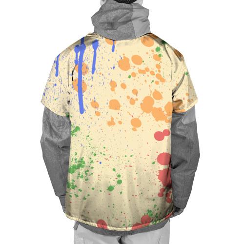 Накидка на куртку 3D  Фото 02, Юное дарование