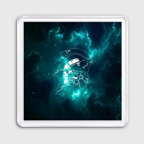 Магнит 55*55 DEATH STRANDING SPACE Фото 01