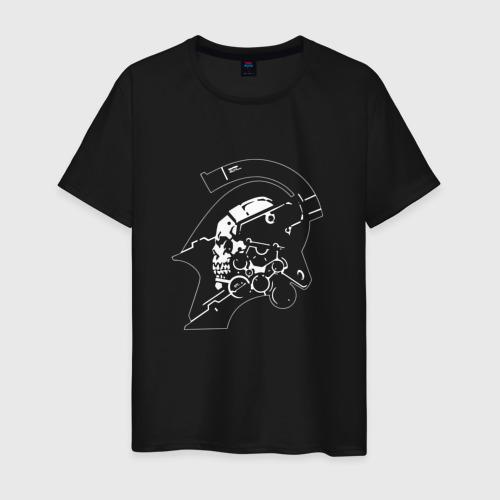 Мужская футболка хлопок DEATH STRANDING   DS   ЛЮДЕНС Фото 01