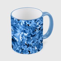 Сине-бело-голубой лев