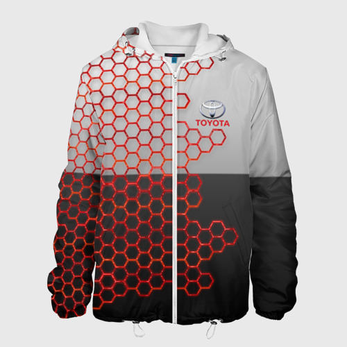 Мужская куртка 3D TOYOTA. Фото 01