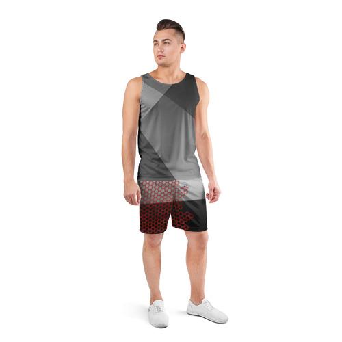 Мужские шорты спортивные TOYOTA. Фото 01