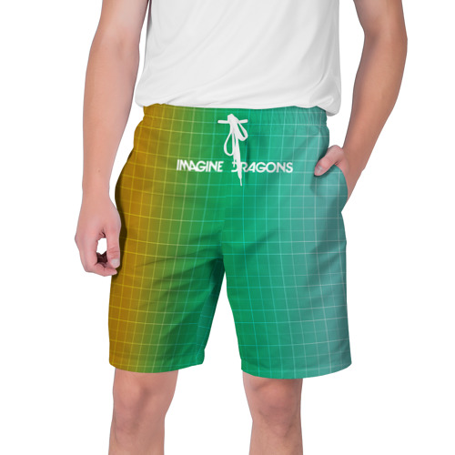 Мужские шорты 3D  Фото 01, IMAGINE DRAGONS