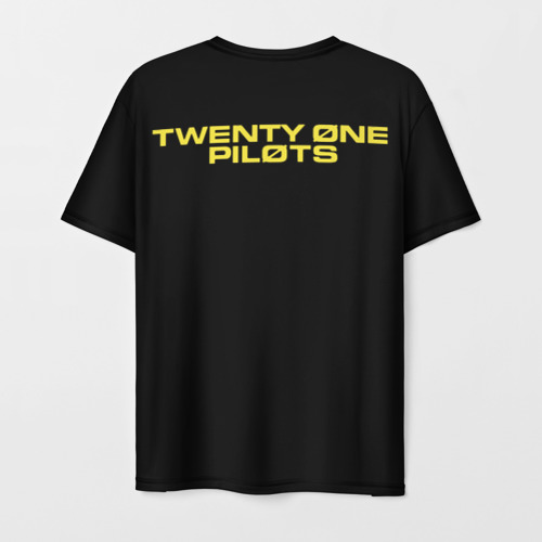 Мужская футболка 3D Twenty one pilots - trench Фото 01