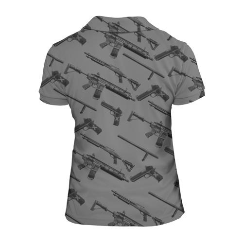 Женская рубашка поло 3D ESCAPE FROM TARKOV Фото 01