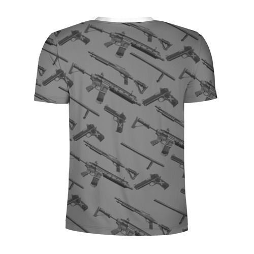 Мужская футболка 3D спортивная ESCAPE FROM TARKOV Фото 01