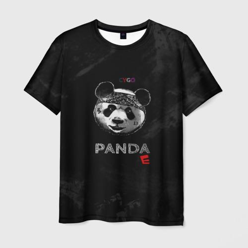 Мужская футболка 3D  Фото 03, Cygo - panda E