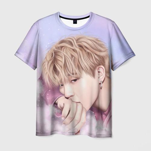 Мужская футболка 3D BTS
