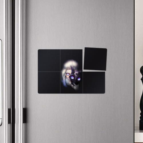 Магнитный плакат 3Х2 Некромантия Фото 01