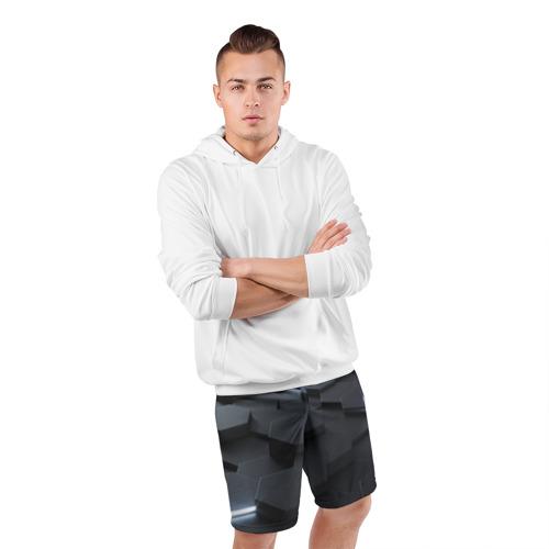 Мужские шорты спортивные НАНО СОТЫ Фото 01