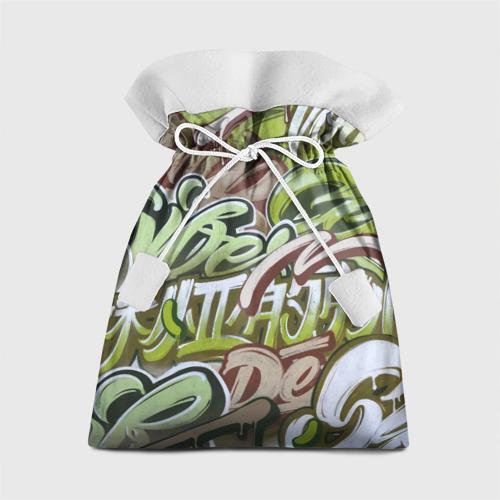 Подарочный 3D мешок Mixletters