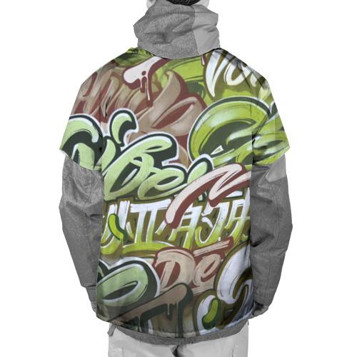 Накидка на куртку 3D  Фото 02, Mixletters
