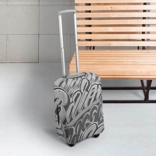 Чехол для чемодана 3D Romolo Milano Фото 01