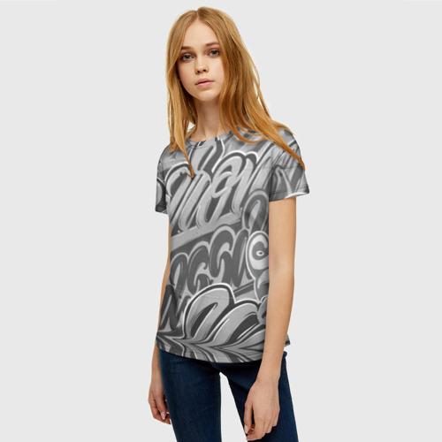 Женская футболка 3D Romolo Milano Фото 01