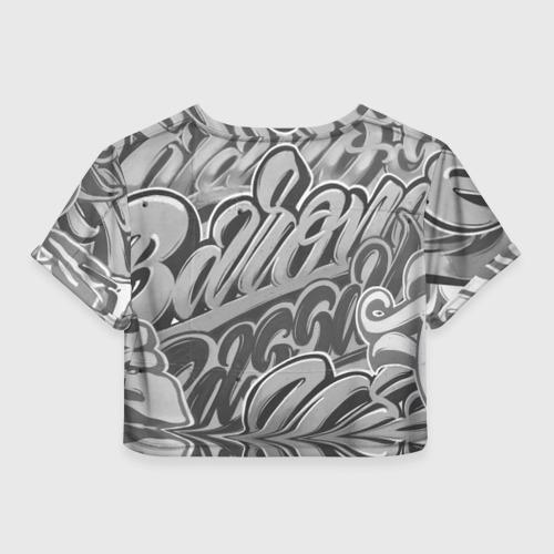 Женская футболка Cropp-top Romolo Milano Фото 01