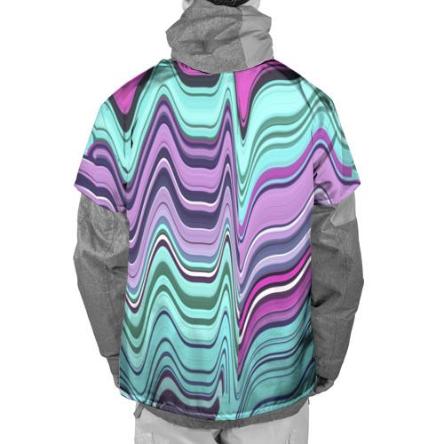 Накидка на куртку 3D Melted letter Фото 01