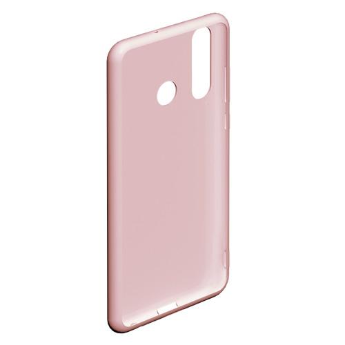 Чехол для Honor 10i Black Pink Фото 01