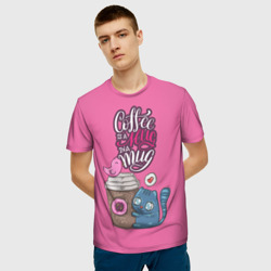 Coffee is a hug