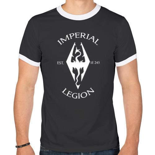 Мужская футболка рингер THE ELDER SCROLLS