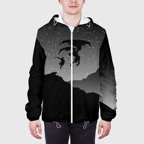 Мужская куртка 3D  Фото 04, THE ELDER SCROLLS